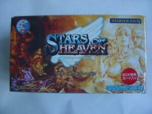Angel-Arclight-Stars-of-Heaven-T-C-G-starter-pack-Trading-card-game-from-Japan
