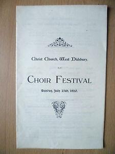 1920-Christ-Church-West-Didsbury-Programme-CHOIR-FESTIVAL-25th-July