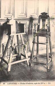 Postcard-Arts-Decorative-Furniture-Chairs-Children-Louis-XV-Edit-ND-53
