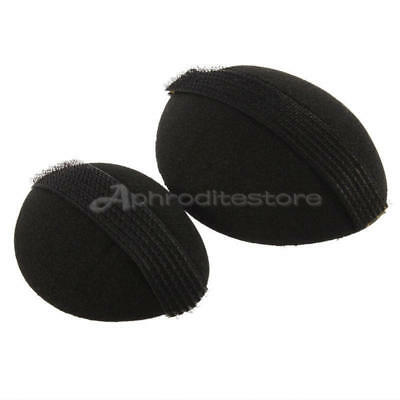 Hair Volume Increase Puff Sponge Pad Bump Up Insert Base DIY Updo Styling