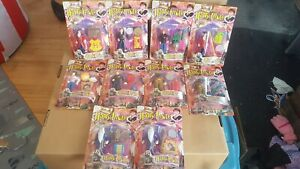 HARRY-POTTER-AND-THE-SORCERER-039-S-STONE-lot-of-10-BIG-ACTION-FIGURe-new