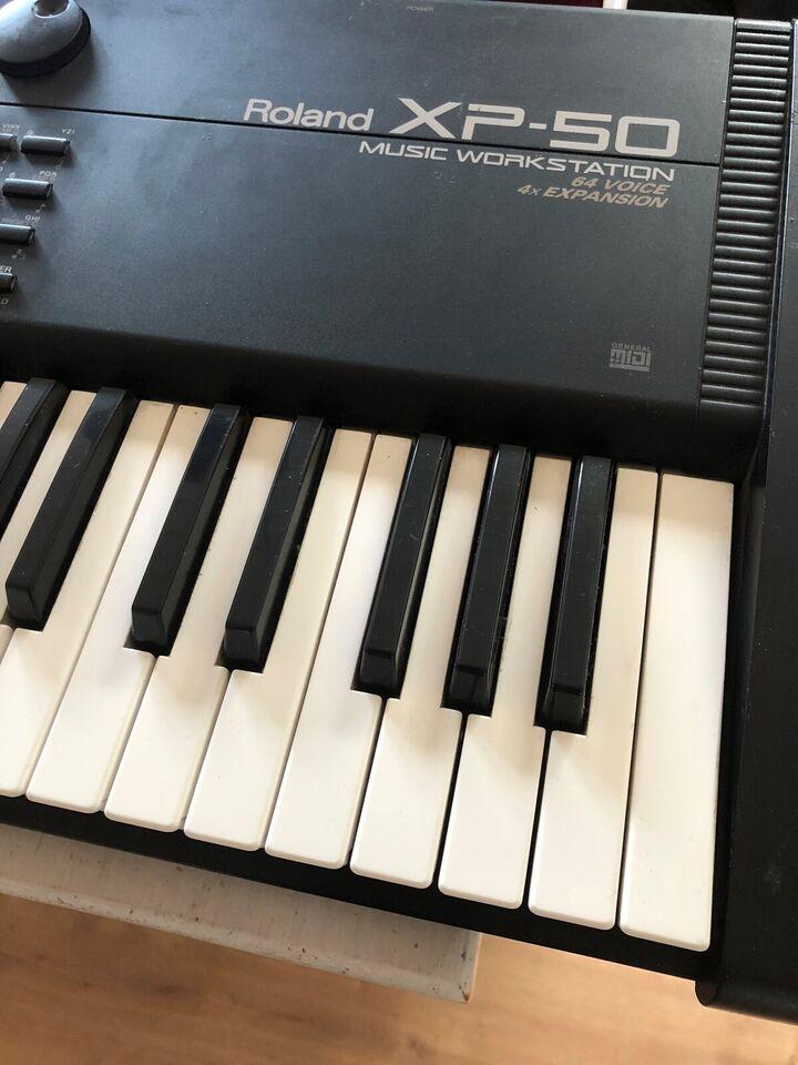 Synthesizer, Roland XP-50