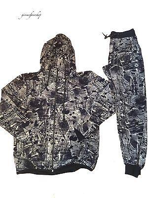 Tokyo Lee Mens tracksuits g bar rock star camouflage set hip hop SALE PRICE!
