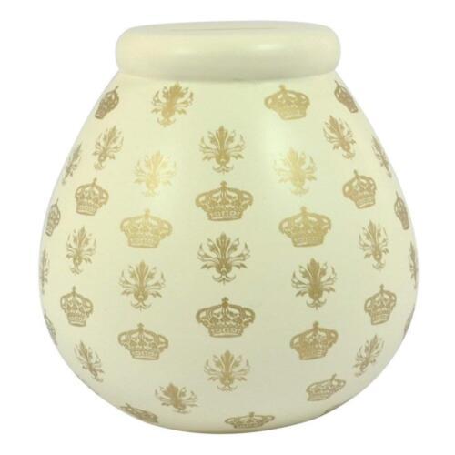Golden Crown Of Dreams Fund Pot of Dreams Money Box 52042