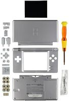Nintendo Ds Lite Replacement Case/shell/housing [silver]
