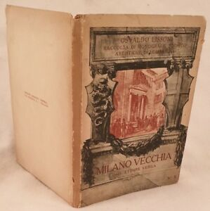 ETTORE-VERGA-MILANO-VECCHIA-MILAN-PLANCHES-1910-CIRCA-VIAGGI-GEOGRAFIA