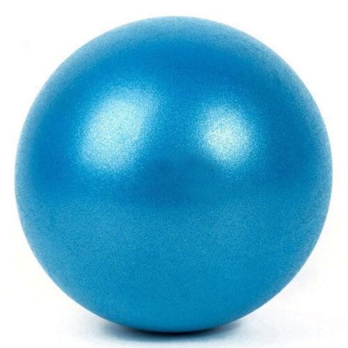25CM Anti-Burst Yoga Exercise Ball Gym Home Pilates Balance Sport Fitness Ball-S
