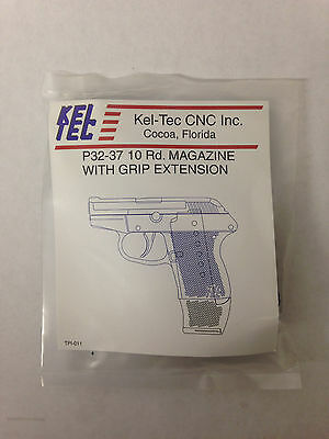 Kel-Tec P32 10 Round Magazine P-32-37 | eBay