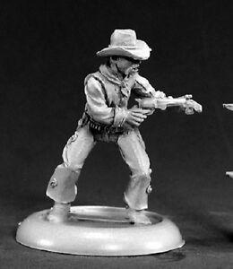 Rio Wilson Cowboy Reaper Miniatures Chronoscope Gunslinger ...
