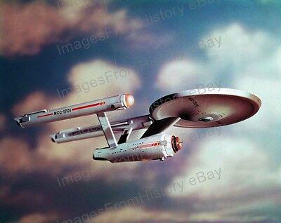 8x10 Print DeForest Kelley Star Trek 1968 #5500074