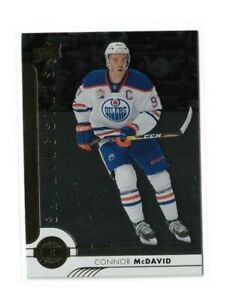 2017-18 UPPER DECK SHINING STARS CENTERS #SSC3 CONNOR MCDAVID UD OILERS