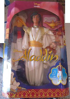 Principe Aladdin Doll Disney Mattel Spese Gratis Fondo Di Magazzino Lustro