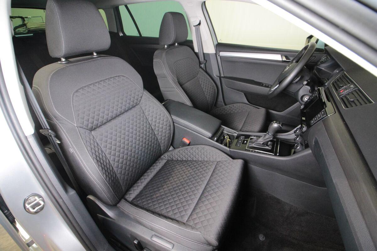 Skoda Superb 2,0 TDi 190 Style Combi DSG 4x4