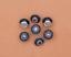 10X-Silver-Tone-Flower-Leather-Craft-Bag-Belt-Purse-Decor-Turquoise-Conchos-Set miniature 19
