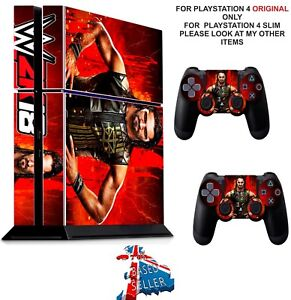 Nba 2k18 1 Sticker Console Decal Playstation 4 Controller Vinyl Ps4 Skin Video Game Accessories Faceplates, Decals & Stickers