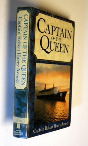 1 of 1 - Captain of the Queen by Robert H. Arnott (Hardback, 1982)