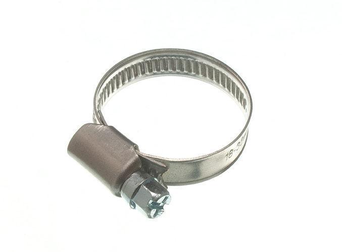 Neuf 24 de Collier Serrage Clip Jubilé 18MM Jusqu'à 32MM Acier Inoxydable Outils