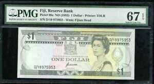FIJI-1-DOLLAR-ND-1993-P-89-QE-II-SUPERB-GEM-UNC-PMG-67-EPQ-HIGH