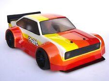 Phat cuerpos 'Ford Escort Mk2' cuerpo Losi Mini 8 ight, carisma GTB, LC Racing EMB-1
