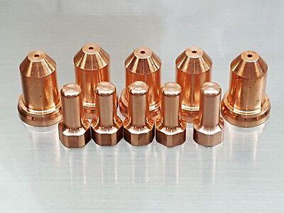 10 x PT-80 Plasma Torch 40A 51311.10 Nozzles PT80 PTM80 iPT-80 iPT80 *US SHIP*