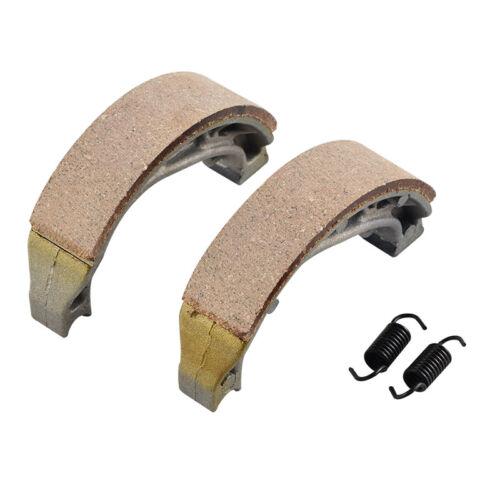 Brake Shoes Pad /& Springs for Honda CL100 S90 Z50A CT90 XL75 CL90 C70 XL70 SL70