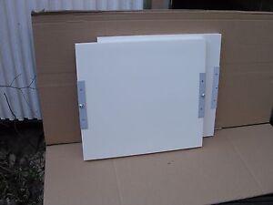 1x ikea stolmen regalboden 55x50cm wei silber ebay. Black Bedroom Furniture Sets. Home Design Ideas