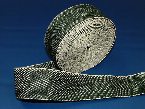 10 Meters Traditional Black /& White Extra Strength Webbing Upholstery Supplies