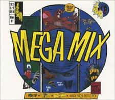 Snap! Megamix (1991) [Maxi-CD]