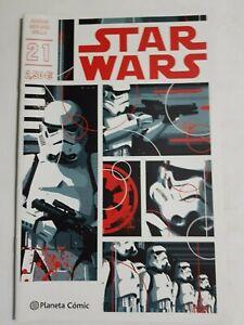 Humoristique Star Wars Nº 21 Estado Nuevo Planeta Comic Mire Mas Articulos