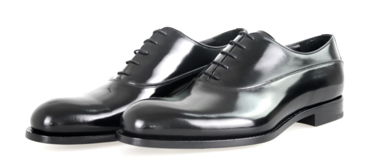 Exclusif luxe PRADA Affaires chaussures 2EA068 noir neuf 9 43 43,5
