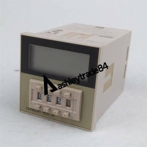 Omron Timer H3CA-8H 100//110//120VAC New