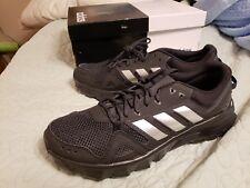 7e4ece55d373 adidas Outdoor Cg3982 Rockadia Black Sport Men s Trail Running Shoes Size 12