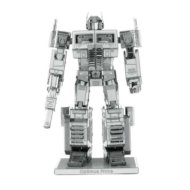 Metal Earth Transformers Mms300 Optimus Prime