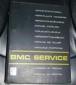 Auto & Motorrad: Teile Werkstatthandbuch Workshop Manual Austin Morris Maxi 1969 Service & Reparaturanleitungen