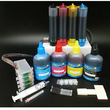 Continuous Ink Supply System and Refill Ink Set for Epson Stylus NX510 NX515 CIS