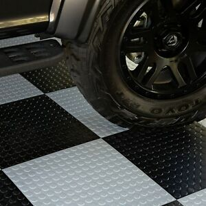 Flooringinc Coin Flex Nitro Garage