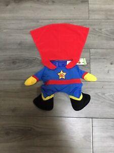 BNWT-Dog-Superheroe-Outfit-size-Medium
