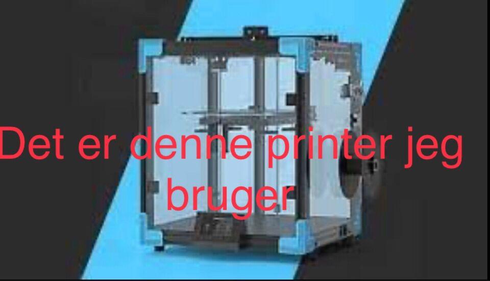 3D Printer, Perfekt