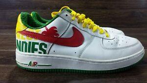 161 313641 Us West Air 1 Taglia 10 grande Force Nike Indies Stampa ikXZPuOT