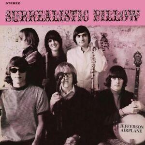 Jefferson-Airplane-Surrealistic-Pillow-New-Vinyl-LP-UK-Import