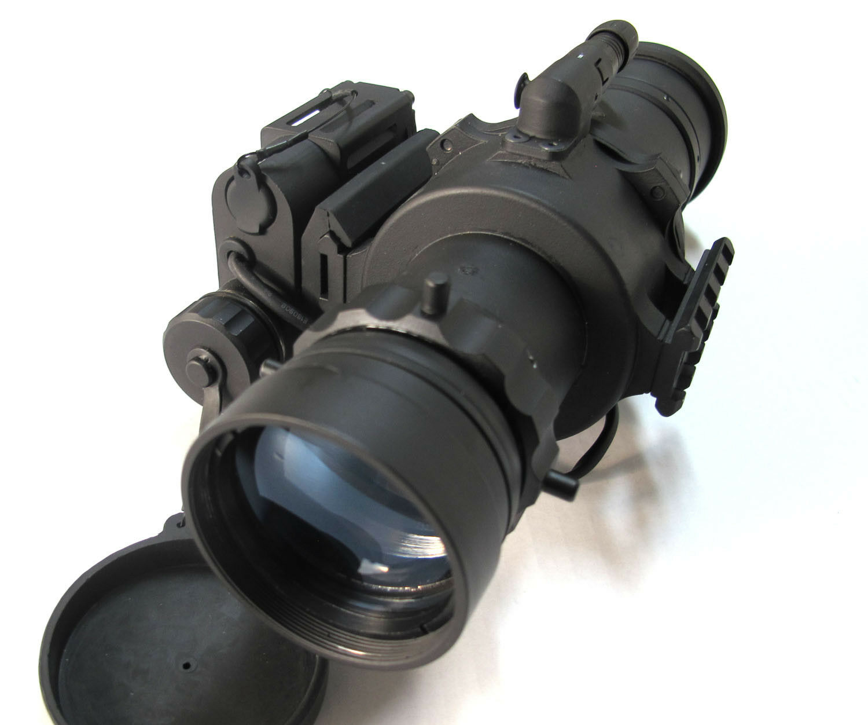 Nachtsicht Vorsatzgerät Nightspotter D Digital BKA Bescheid NEU
