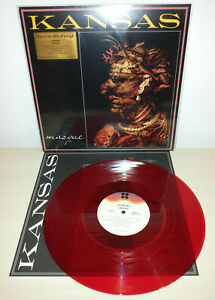 KANSAS-MASQUE-RED-MOV-MUSIC-ON-VINYL-LP