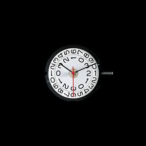 RONDA 519S  Movimento Orologio al quarzo 3 Sfere collo alto