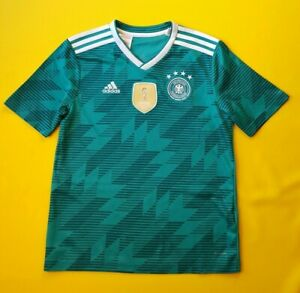 f1cb6676c 4.9 5 Germany soccer jersey kids 11-12 years 2018 shirt BR3146 ...