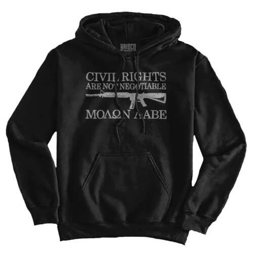 Civil Right Molon Labe USA ShirtGun 2nd Amendment America Hoodie