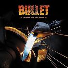 Storm of Blades by Bullet (Sweden) (CD, Sep-2014, Nuclear Blast)