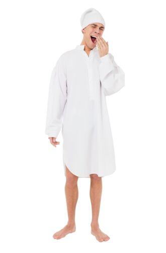 Adult Male Night Shirt Fancy Dress One Size Costume Halloween