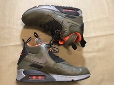 Nike Air Max 90 Sneakerboot WNTR Winter Dark Loden Mens BOOTS Shoes 684714 300 8