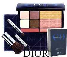100% Auténtico exclusivo Dior aeropuerto exclusiva paleta de Viaje Pincel de maquillaje &