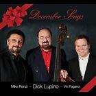 December Songs by Dick Lupino (CD, Nov-2011, CD Baby (distributor))